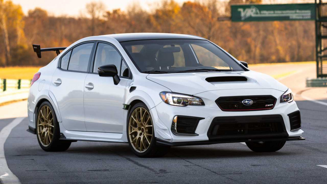Enter Now To Win This Subaru WRX STI S6 And $6,6 Cash
