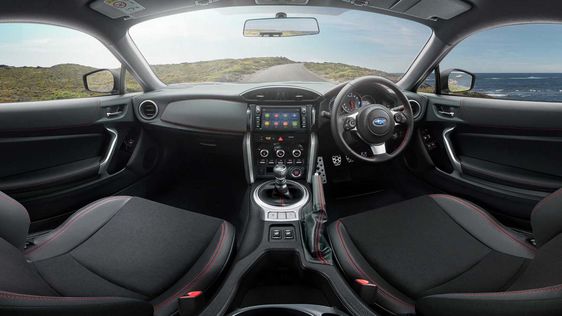 Experience a 7 View of the 7 Subaru BRZ Interior | Subaru - subaru brz 2020 interior
