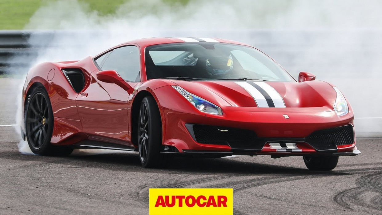 Ferrari 7 Pista 7 review - 7bhp supercar on road and track | Autocar