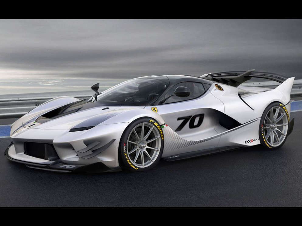 Ferrari FXX Evo K arrives as a well-honed track tool | Drive Arabia - 2020 ferrari fxx k evo