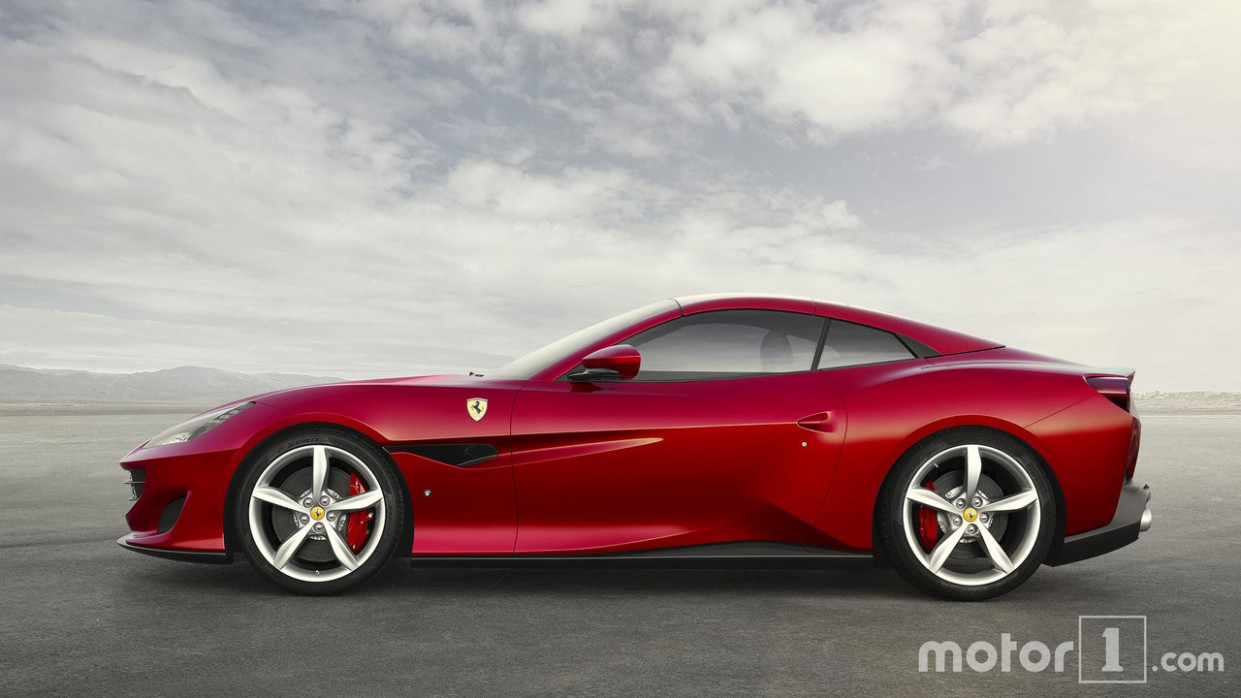 Ferrari Portofino Vs California T: See The Changes Side-By-Side - 2020 ferrari california t for sale