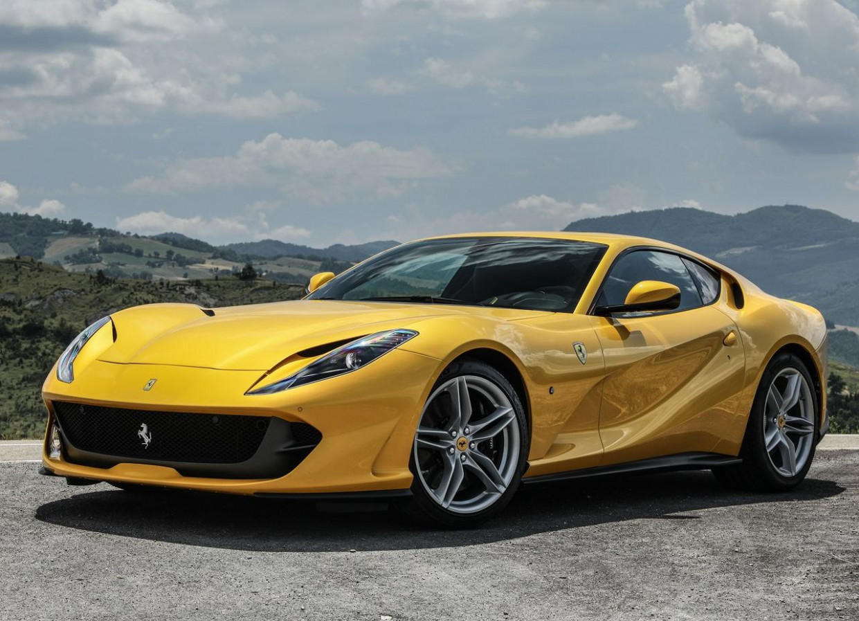 Ferrari registers AWESOME Q7 SALES with the Portofino and 872 ..