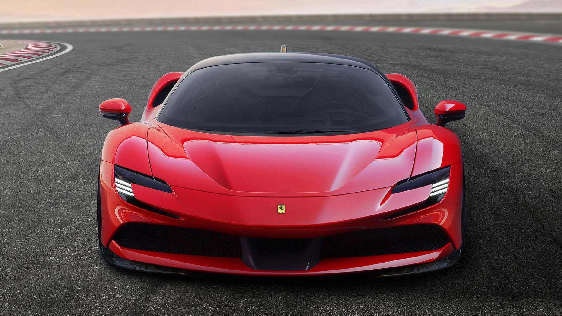 Ferrari SF6 Stradale: full details of the new 6,6hp hybrid ..