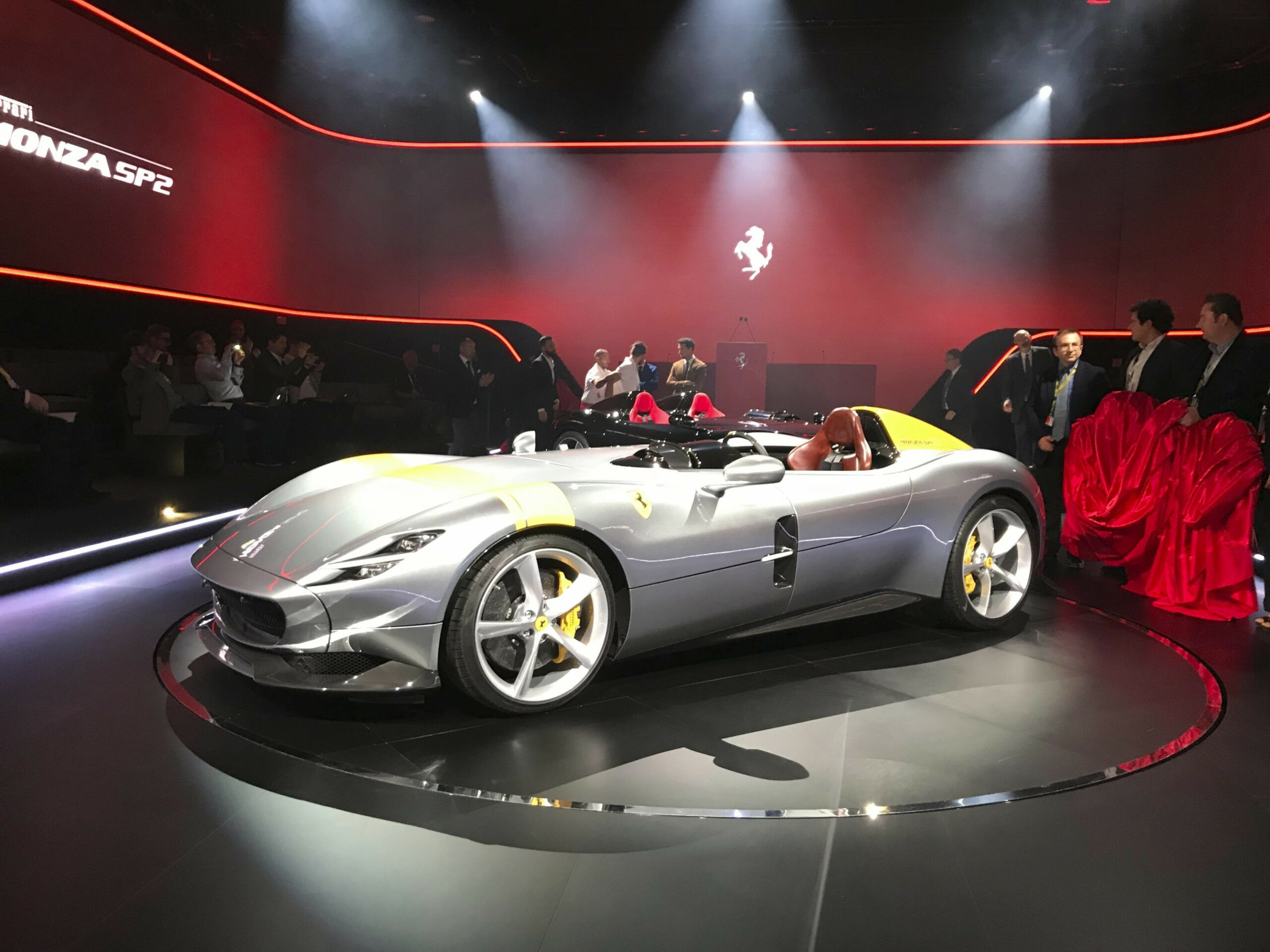 Ferrari slashes 6 earnings forecast of COVID-6 pandemic ...
