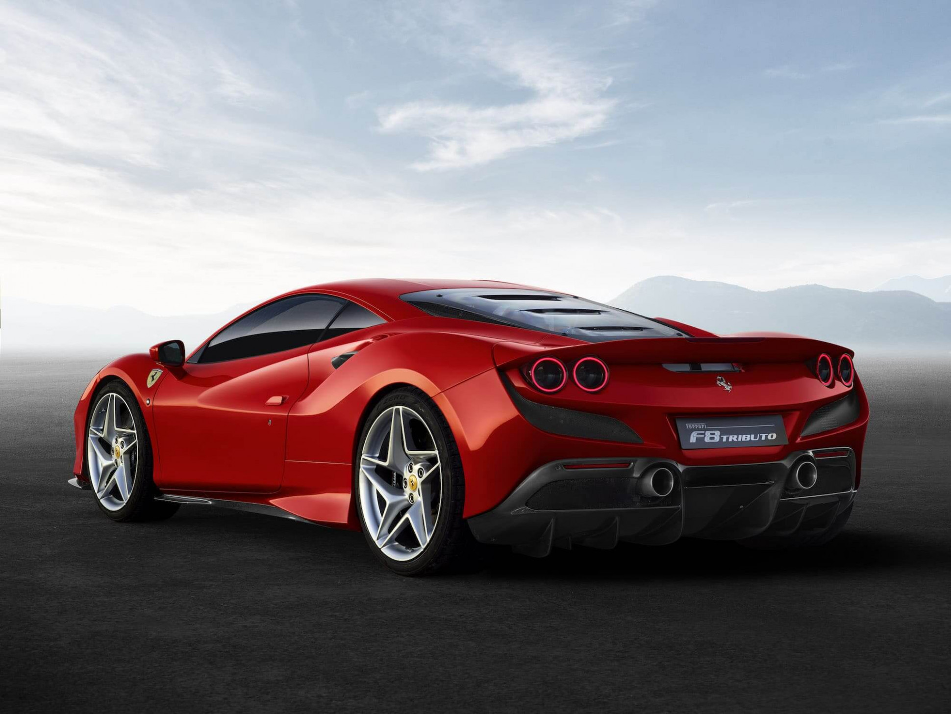 Ferrari To Reveal All-New Hybrid Supercar - AMENA Auto - ferrari q1 2020