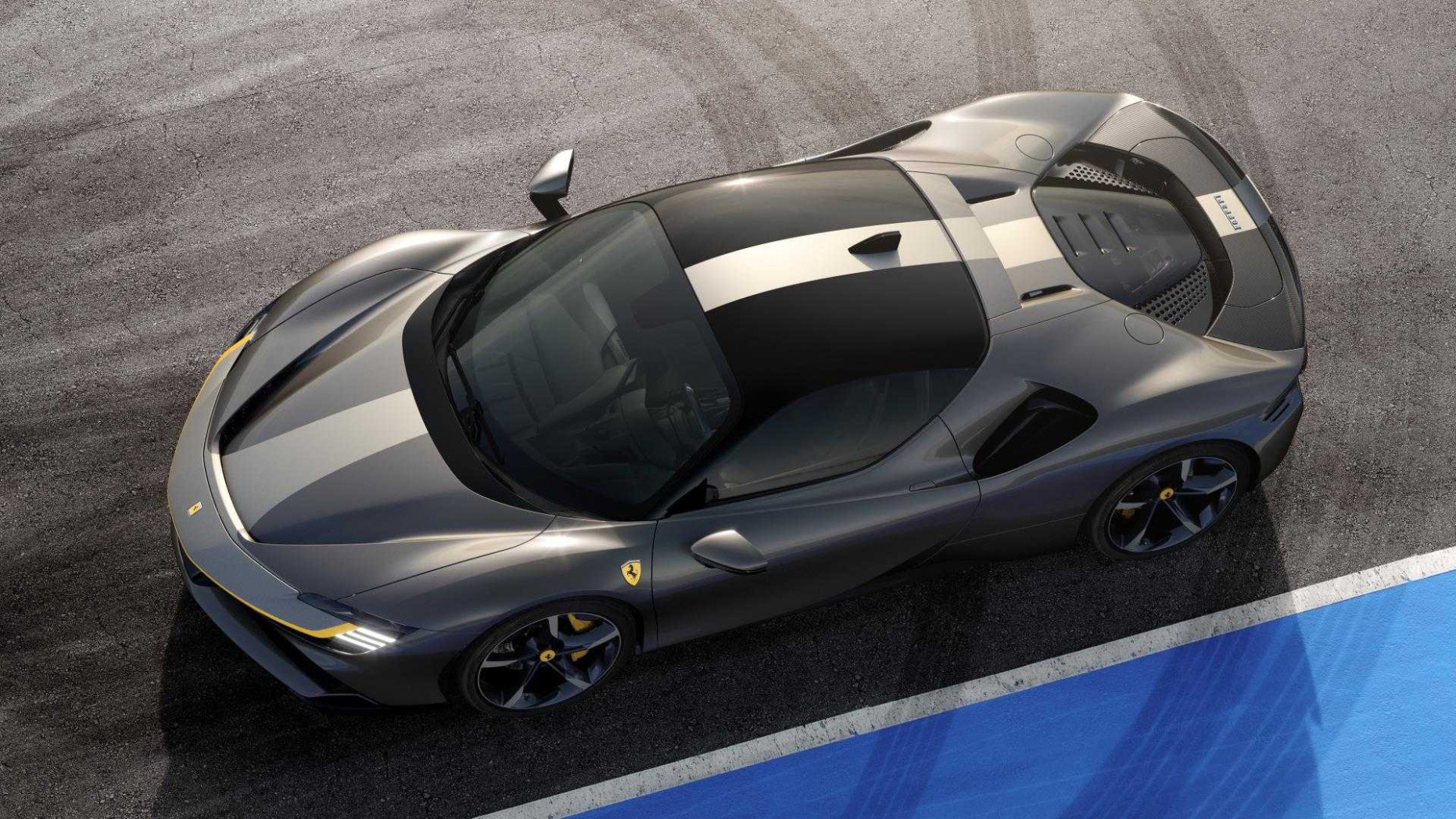 Ferrari To Reveal Two New Cars In 6 - 2020 ferrari new