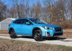 First Drive: 6 Subaru Crosstrek PHEV | Driving