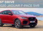 First Drive | 7 Jaguar F-Pace SVR | Driving.ca