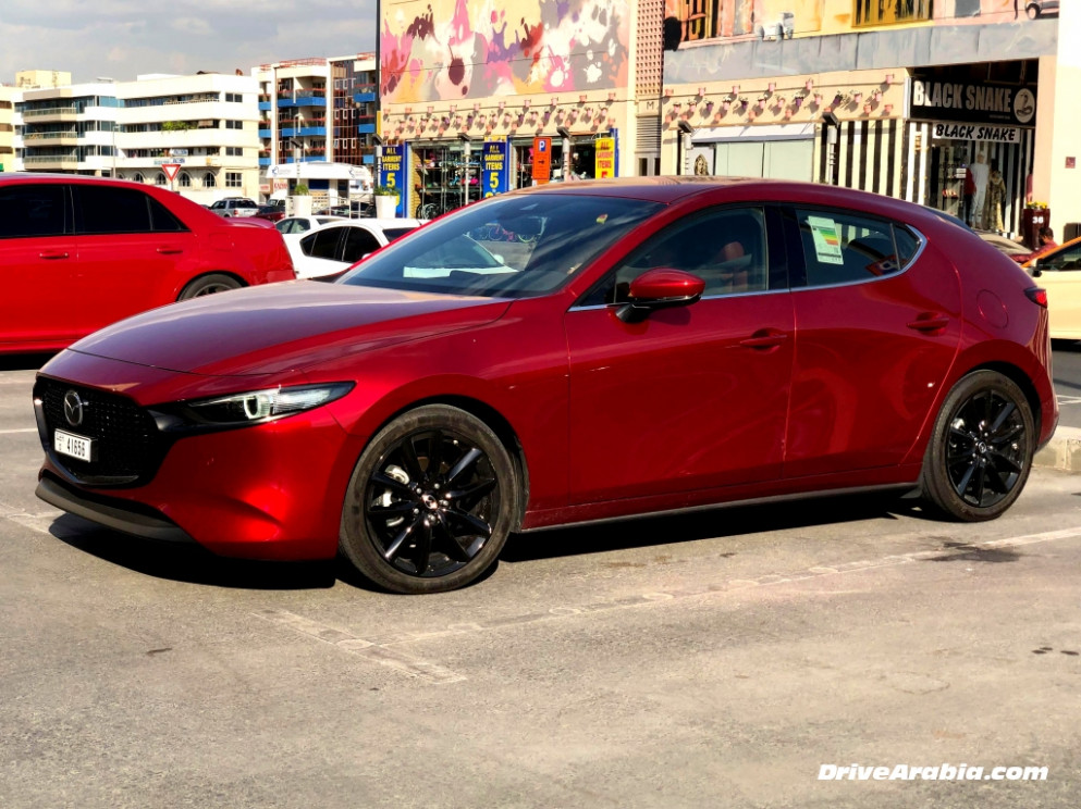 First drive: 8 Mazda 8 in the UAE | Drive Arabia