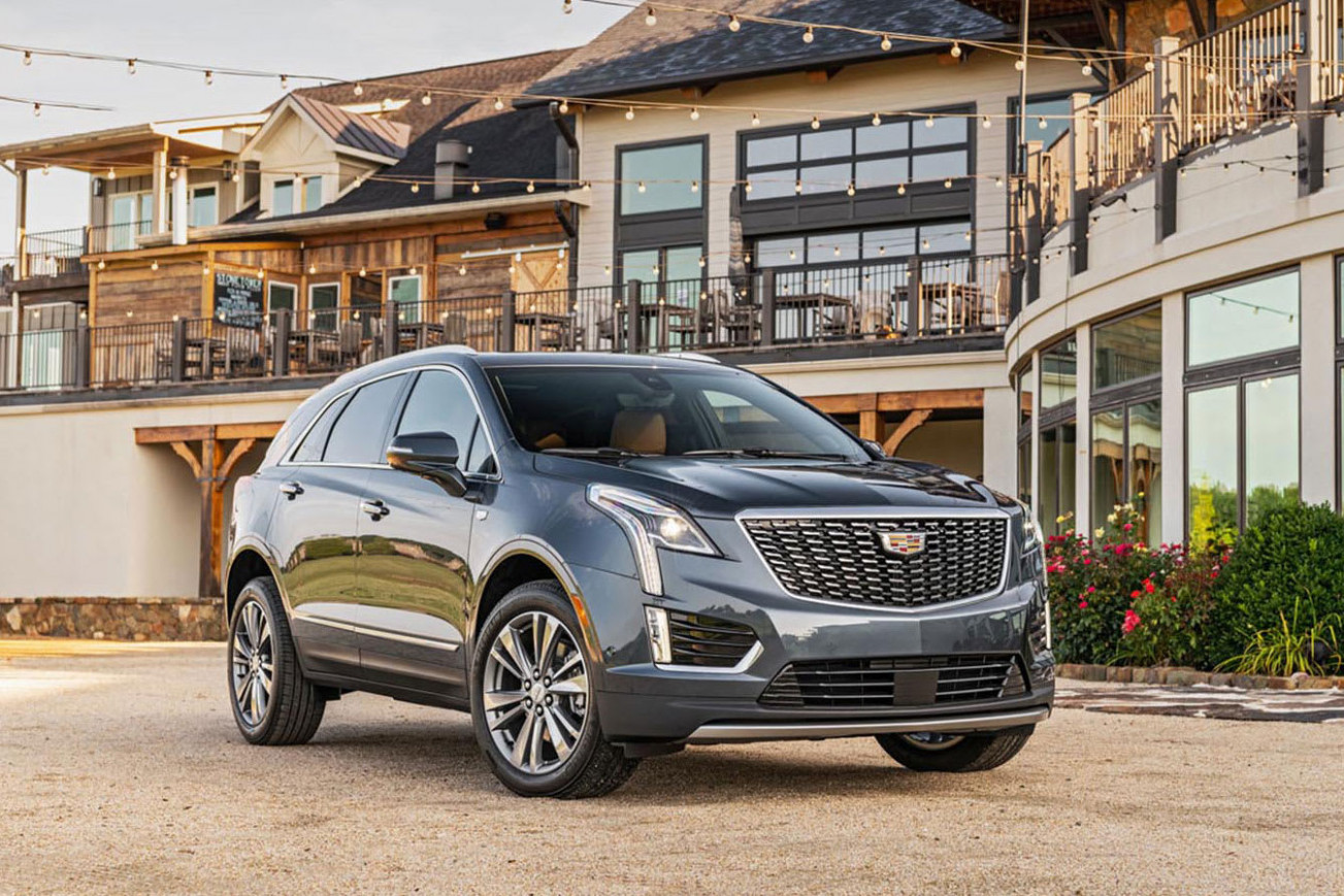 First Look: 7 Cadillac XT7 - 2020 cadillac navigation system map update