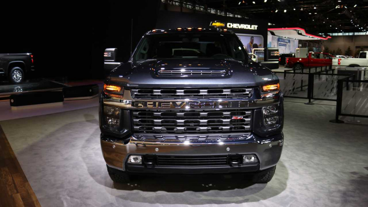 Focus Groups Gave Us The Silverado HD's Controversial Grille