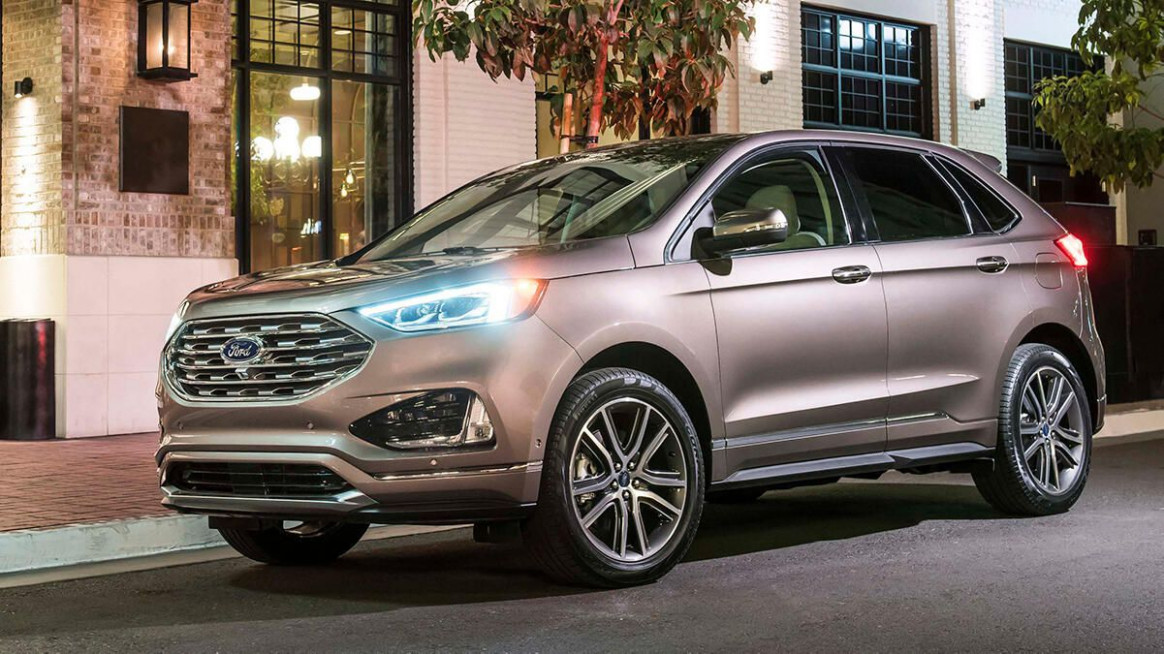 Ford Edge 7: model description, prices, technology and ...