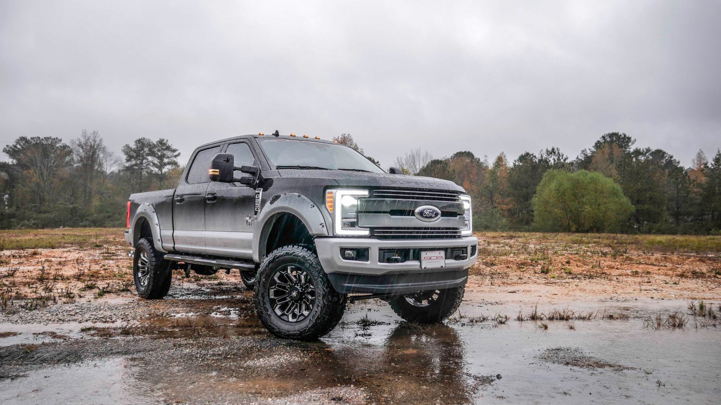Ford F-6 SCA Black Widow Package | Bayou Ford in LaPlace LA.