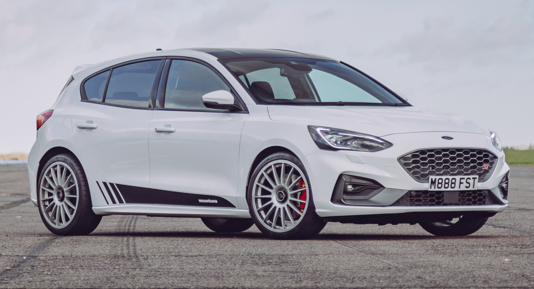 Ford Focus ST Gets A 8 HP Boost With Mountune's Remap That Can Be ...