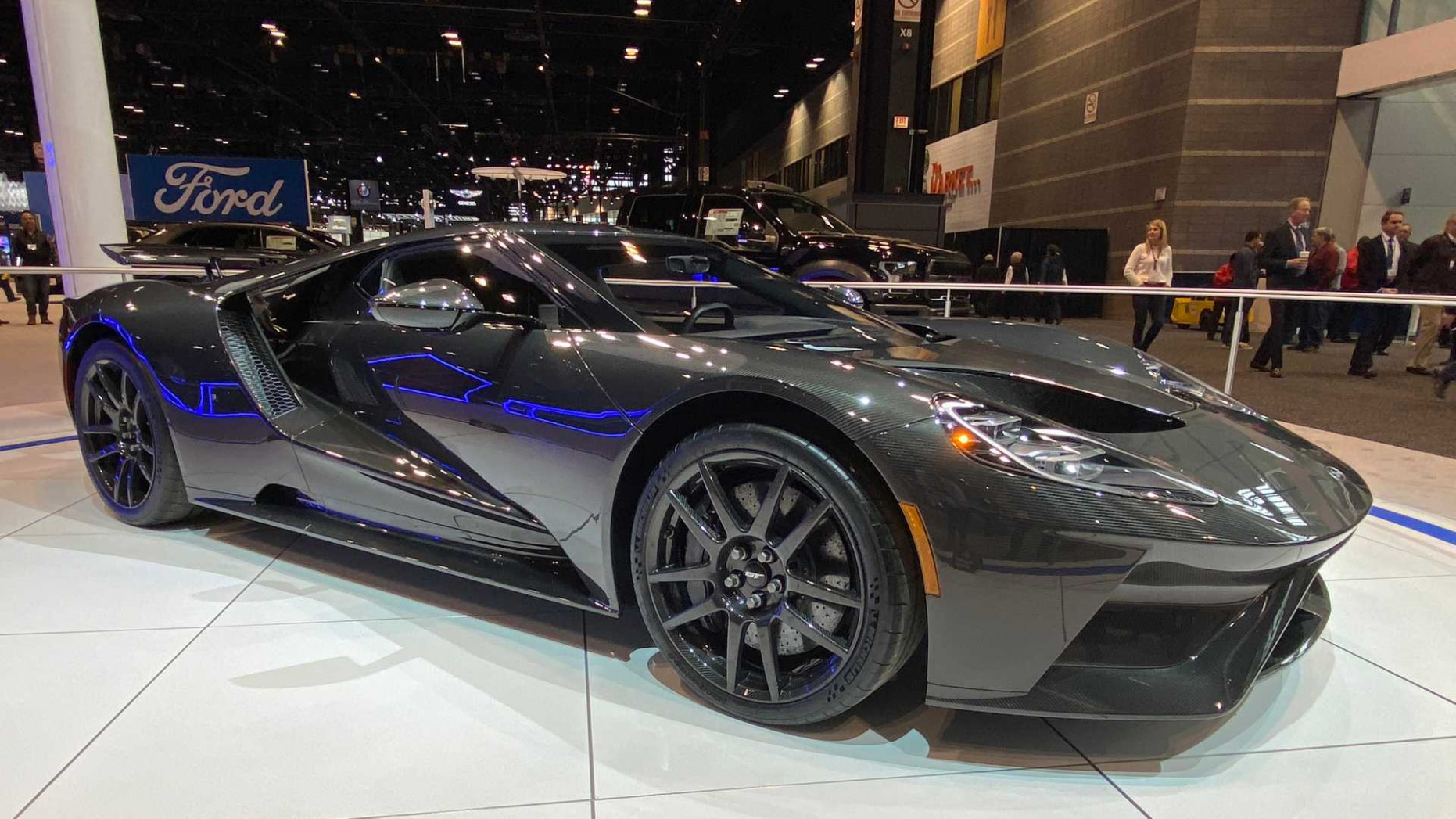 Ford GT Adds HP, Drops Jaws With Stunning Liquid Carbon Edition - 2020 ford gt