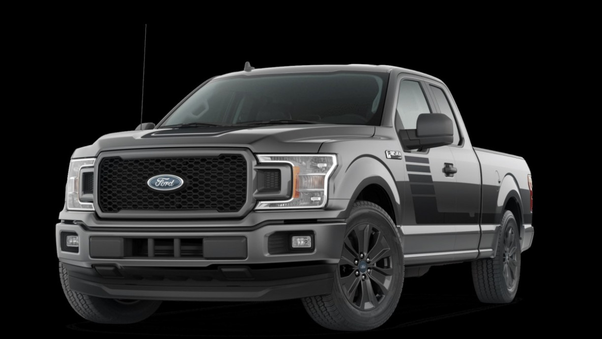 Ford Introduces New STX Sport Appearance Special Edition Package ...