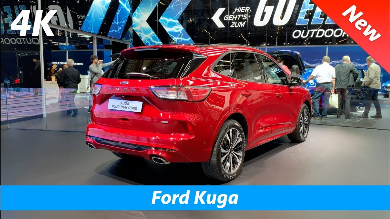 Ford Kuga 8 (Vignale) - first look in 8K | Interior - Exterior