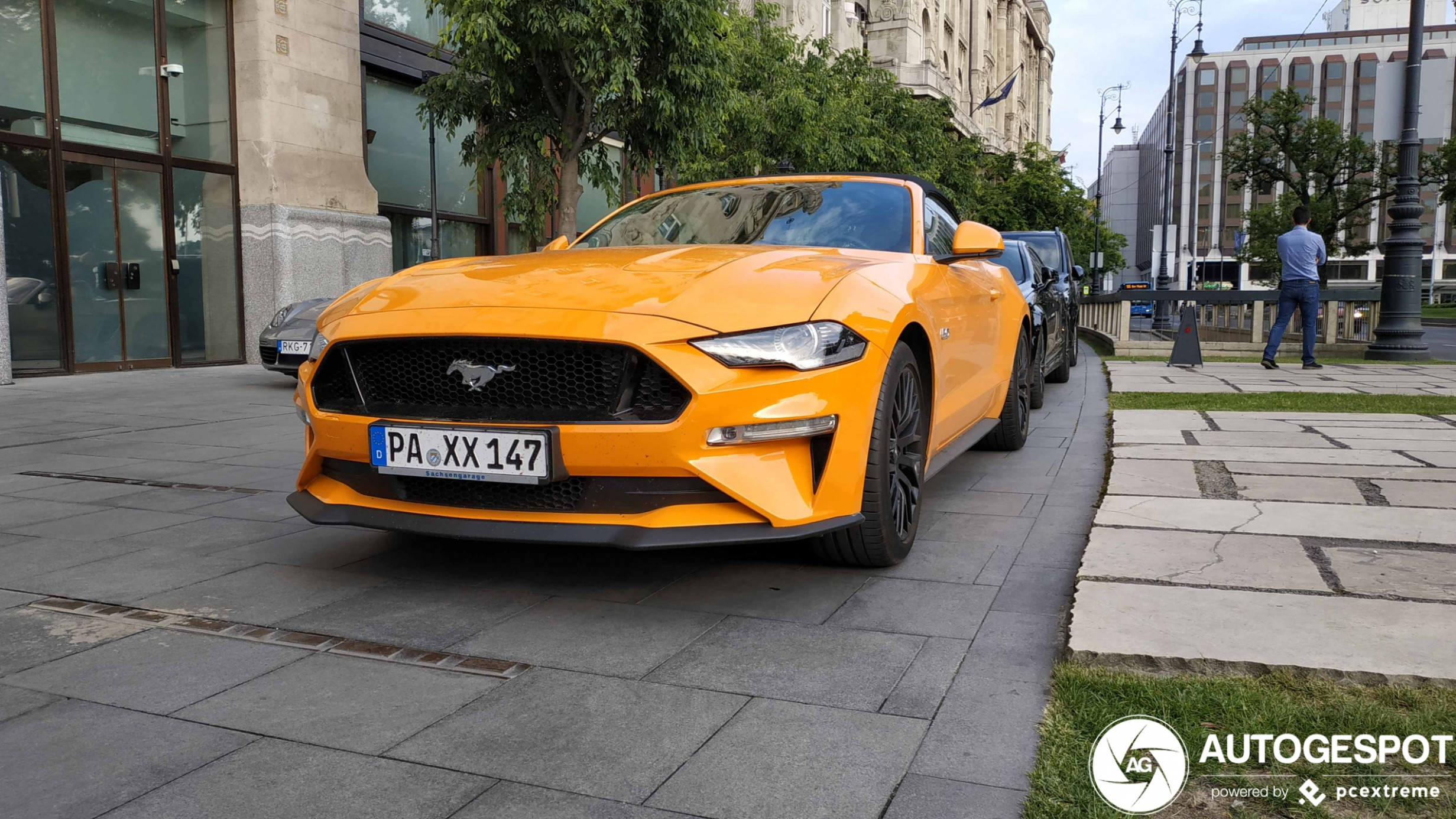 Ford Mustang GT Convertible 6 - 6 June 6 - Autogespot - ford offers june 2020