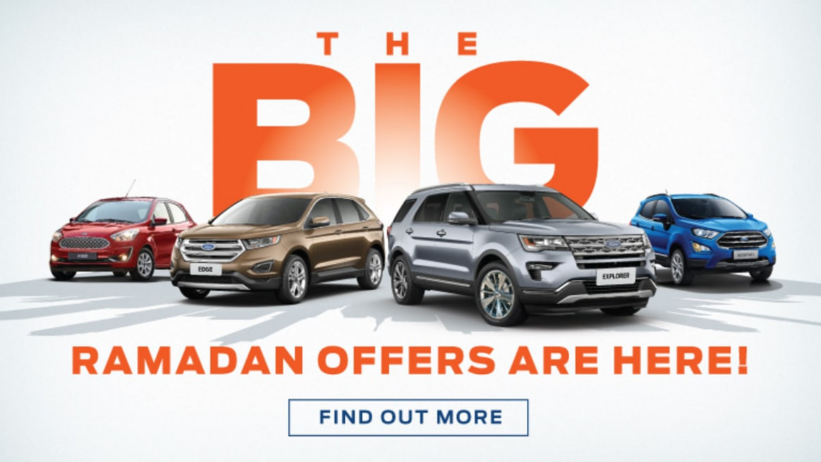 Ford Offers | UAE | Al Tayer Motors Ford - ford uk offers 2020