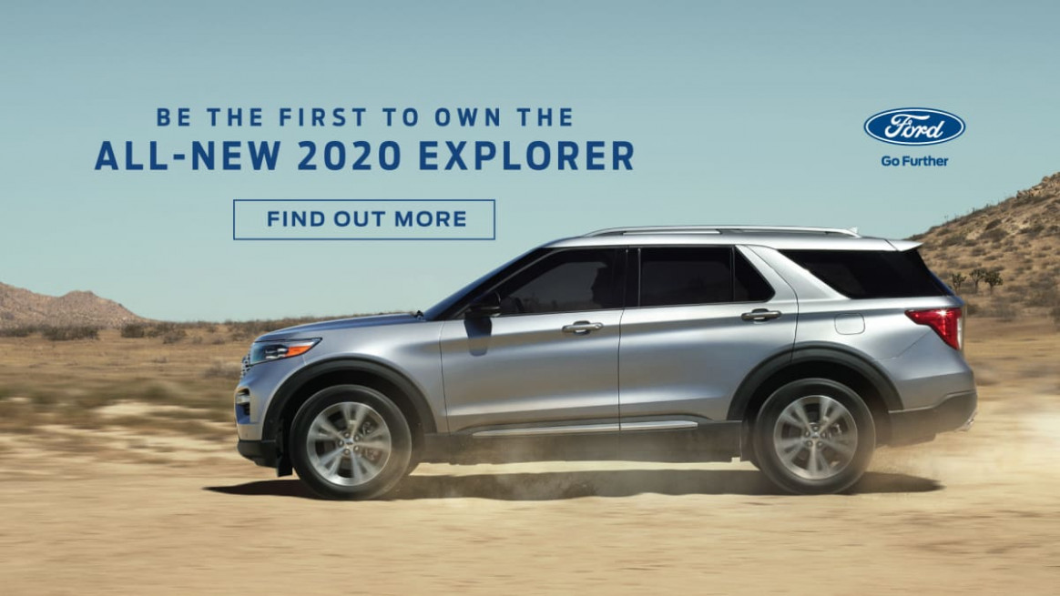 Ford Offers | UAE | Al Tayer Motors Ford - ford zero down payment offer 2020
