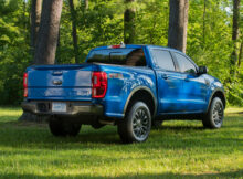 Ford Performance Gives The Ranger A Boost, But It's No Ranger ...