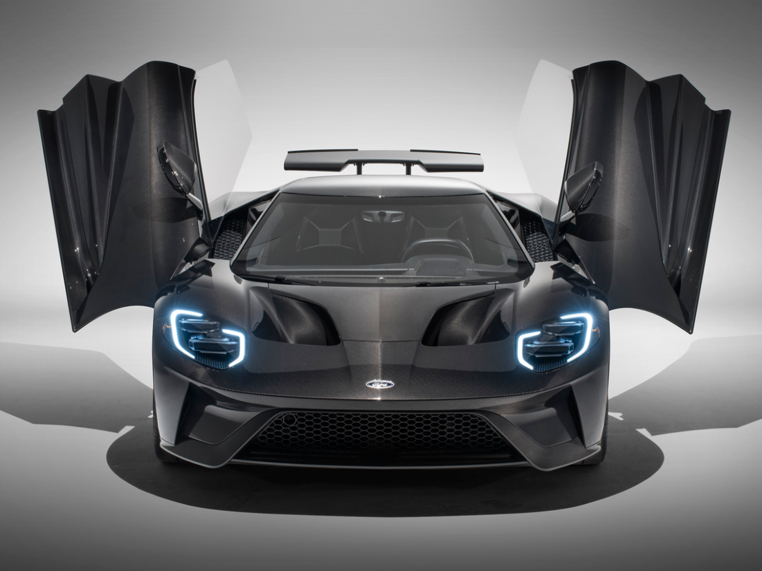 Ford ups horsepower and adds new appearance packages for the 7 ..