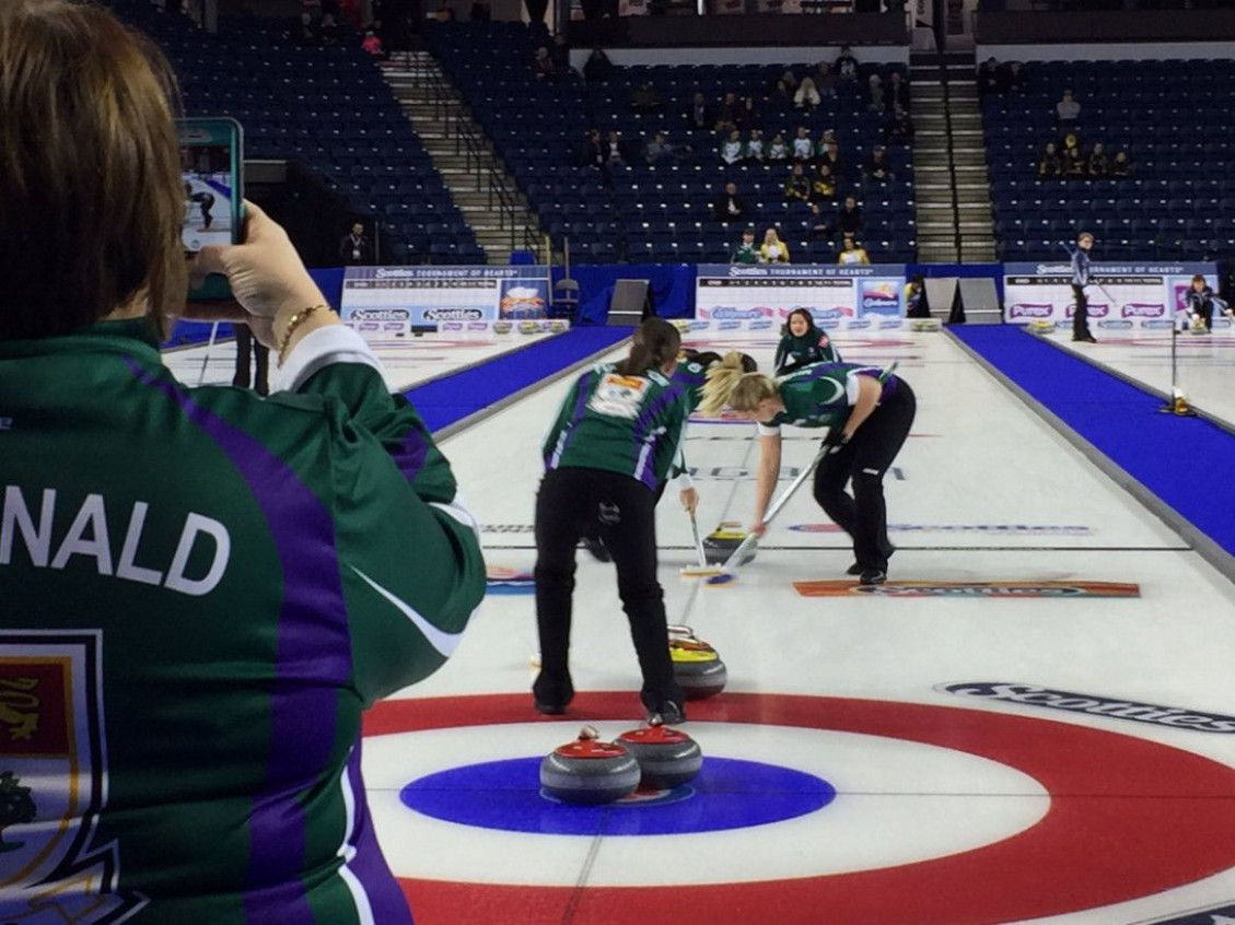 Ford Women's World Curling 6 Redesign And Review