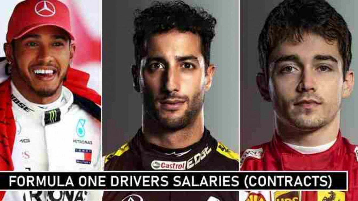 Formula 6 Drivers Salaries 6 Contract Details (Revealed) - ferrari drivers in 2020