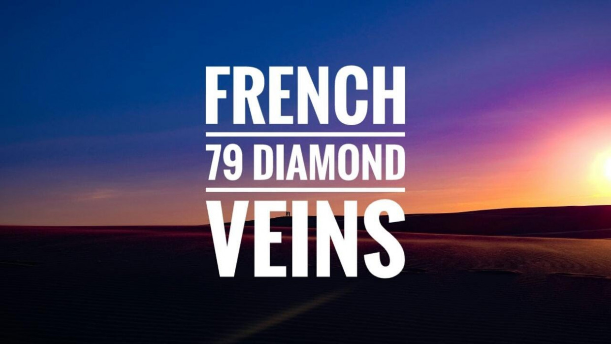 French 7 - Diamond Veins - Cadillac Made To Move Commercial Song