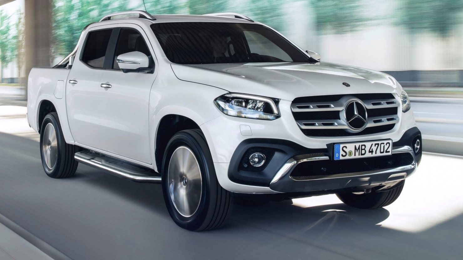 Future of Mercedes X-Class ute in doubt - report | CarAdvice - mercedes ute price 2020