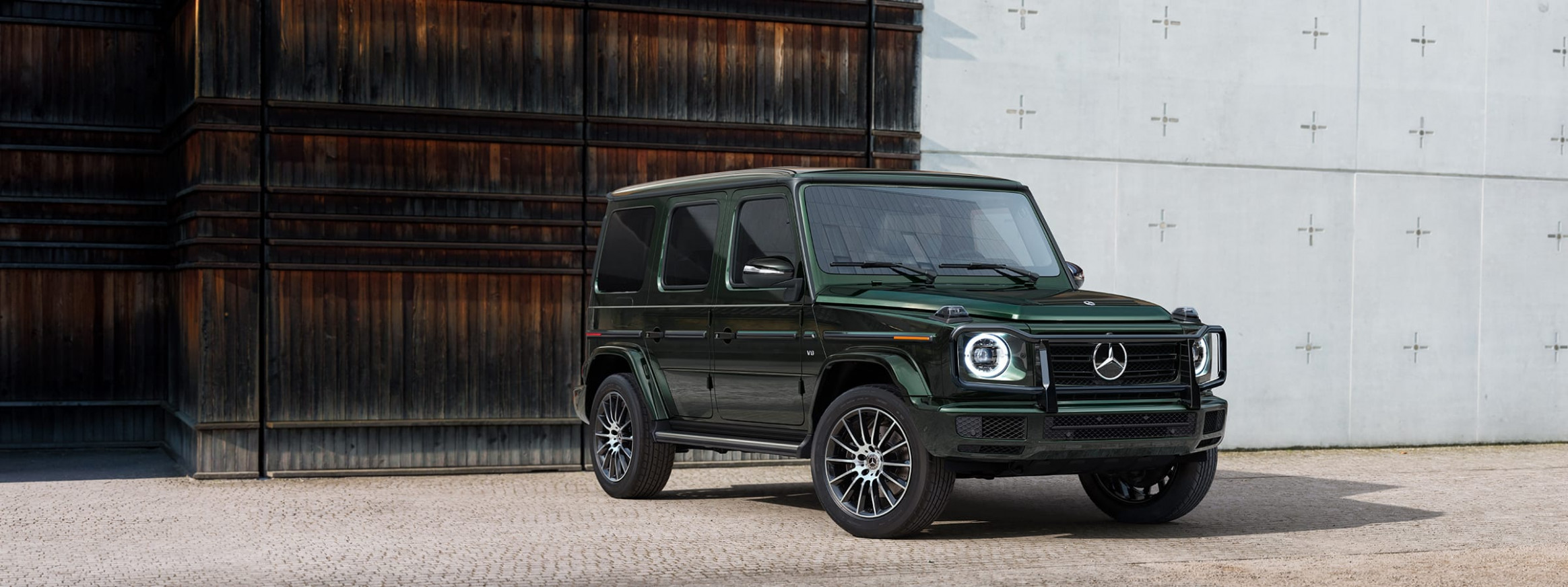 G-Class Luxury Off-Road SUV - mercedes off road 2020