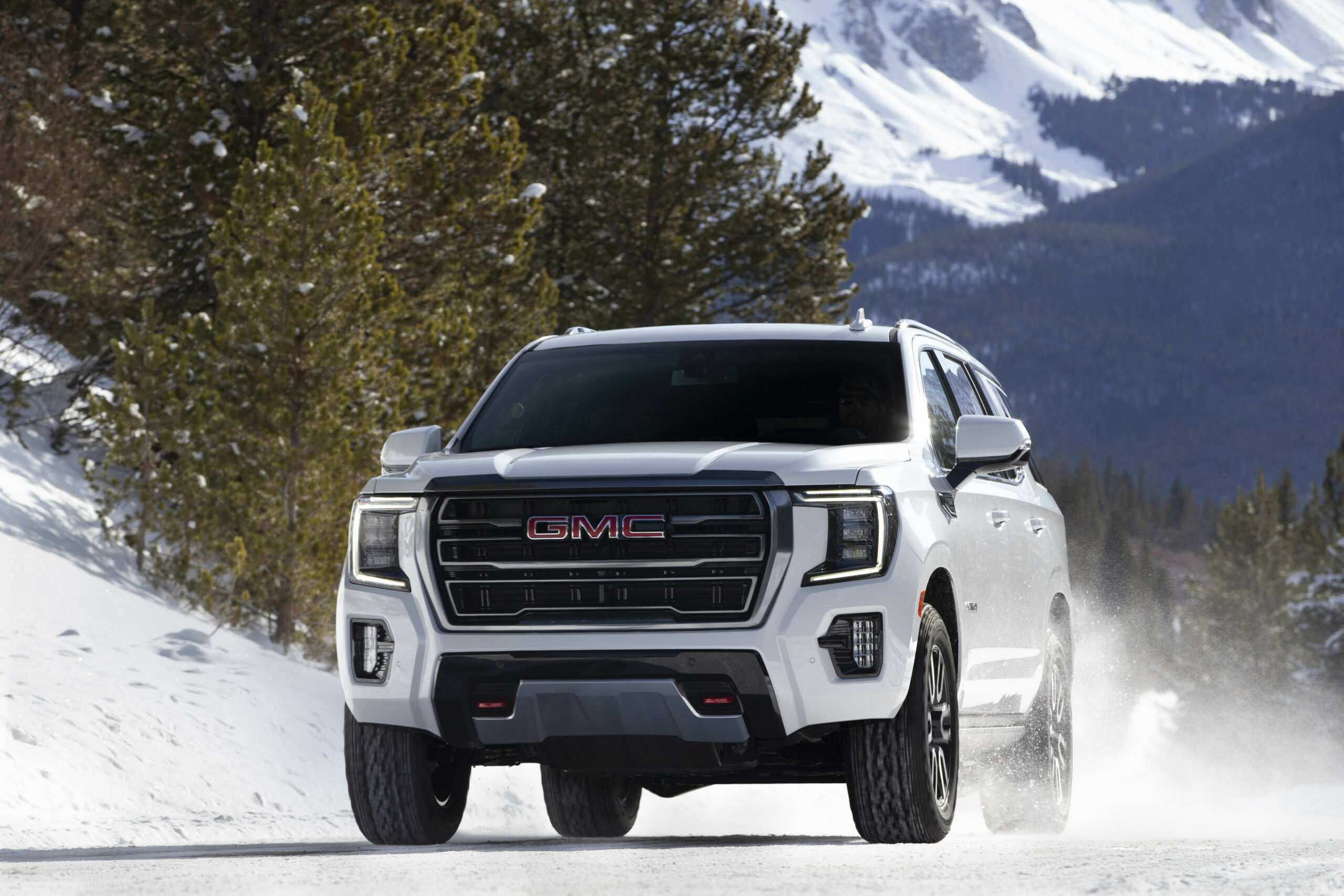 General Motors unveils new 8 GMC Yukon, Yukon XL SUVs