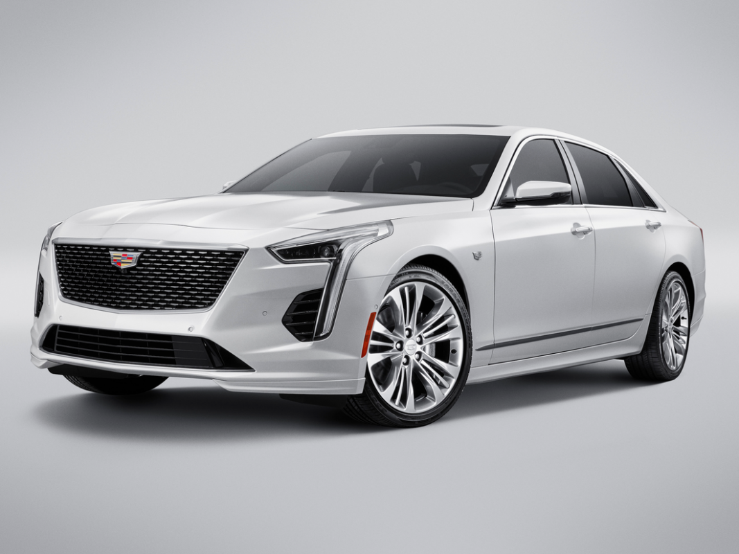 GM to continue to build Buick and Cadillac sedans in China ..