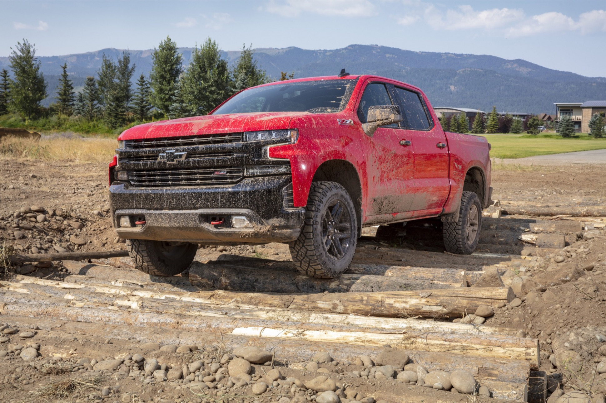 GM To Increase Chevrolet Silverado Trail Boss Production | GM ...