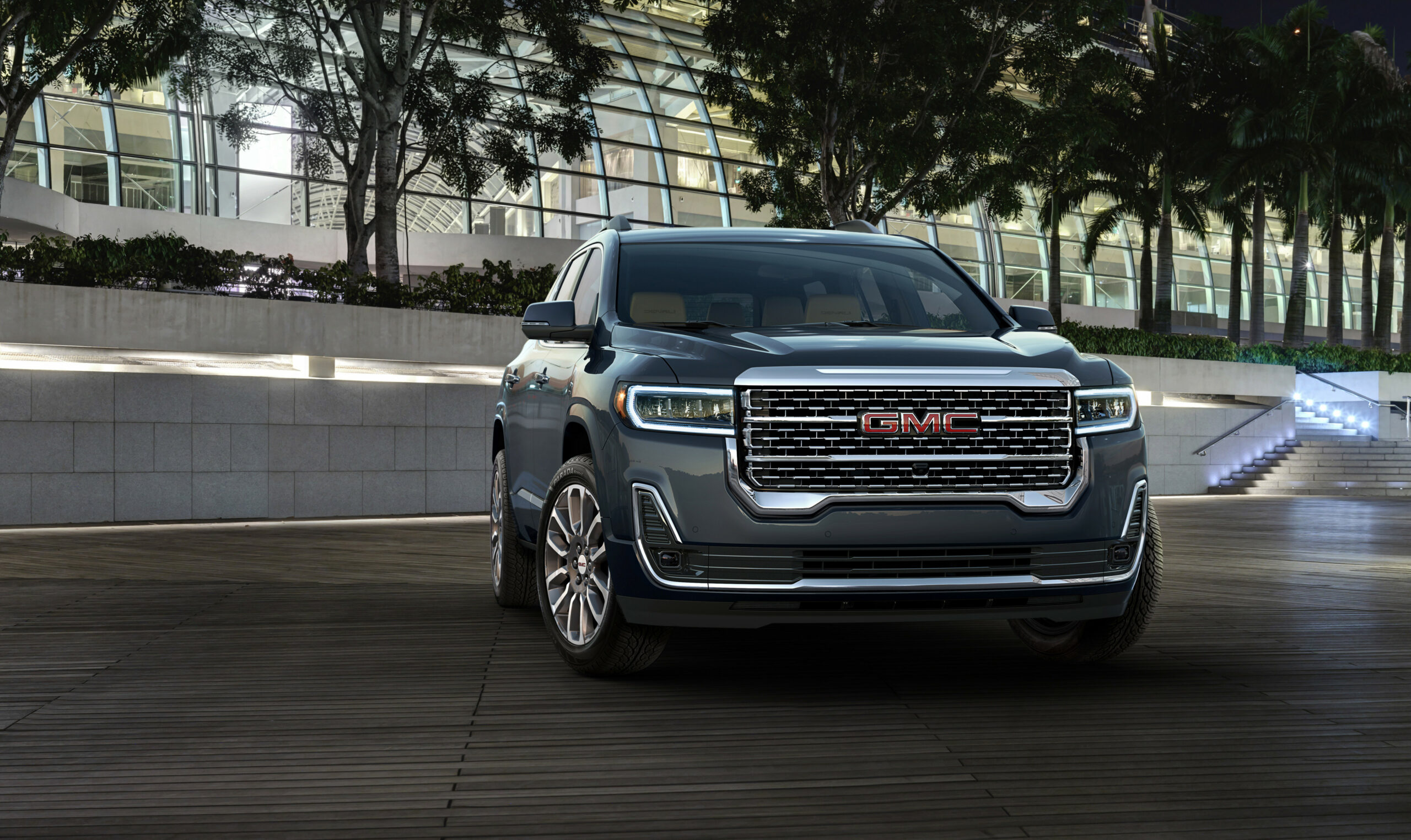 GMC Introduces the Bolder 6 Acadia