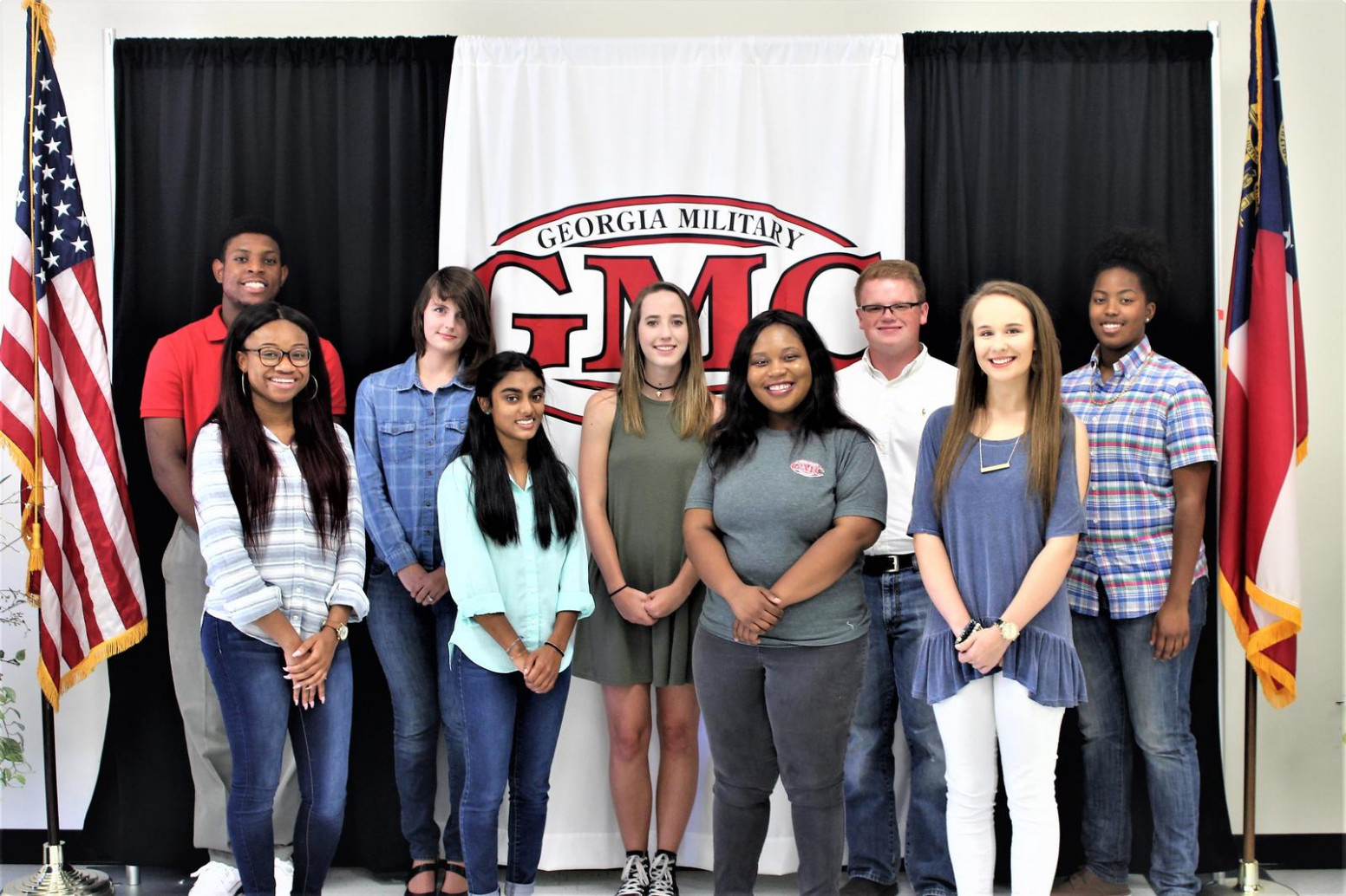 GMC - News - Georgia Military College - gmc valdosta graduation 2020