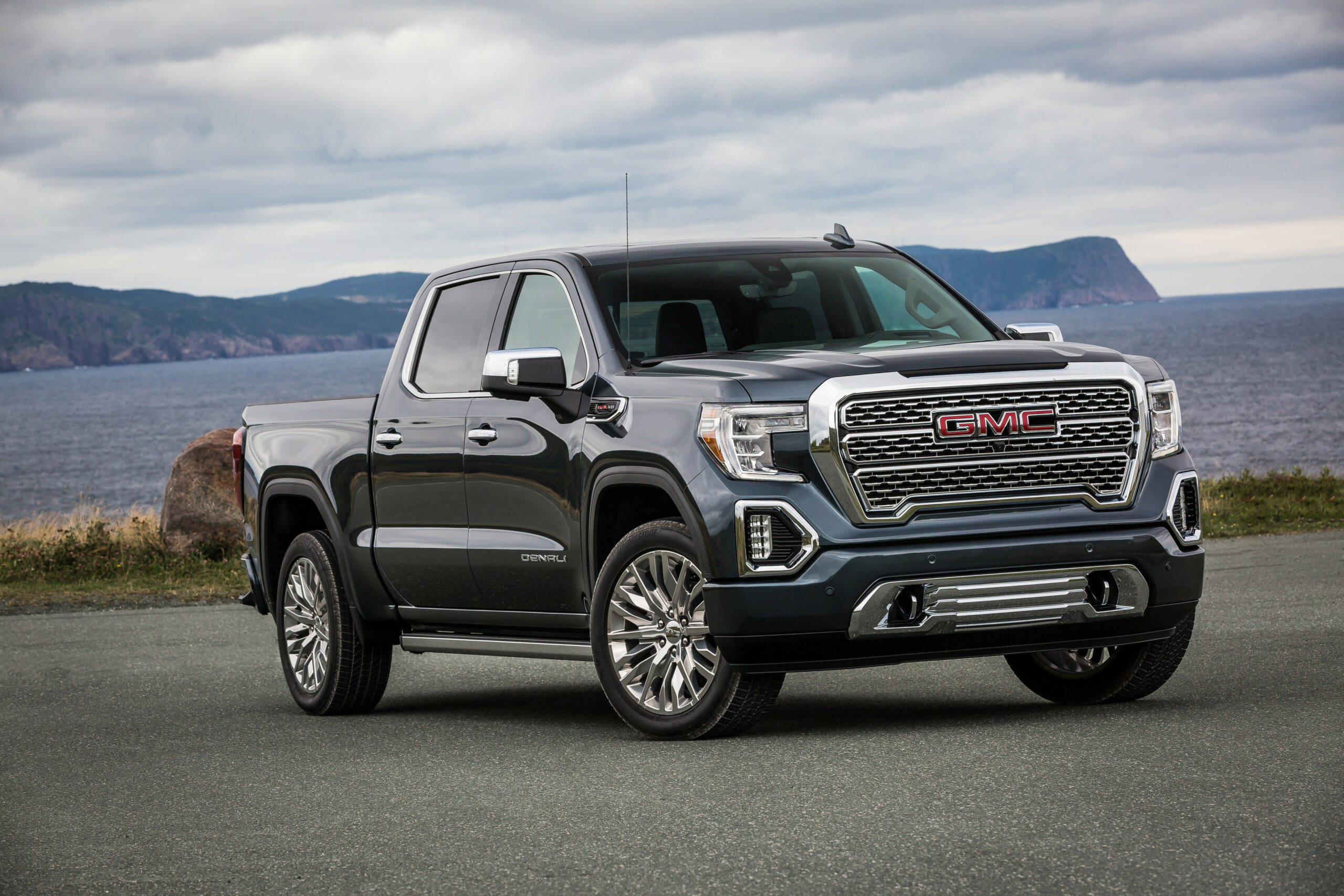 GMC Pressroom - Middle East - 7 Sierra Denali - gmc new truck 2020