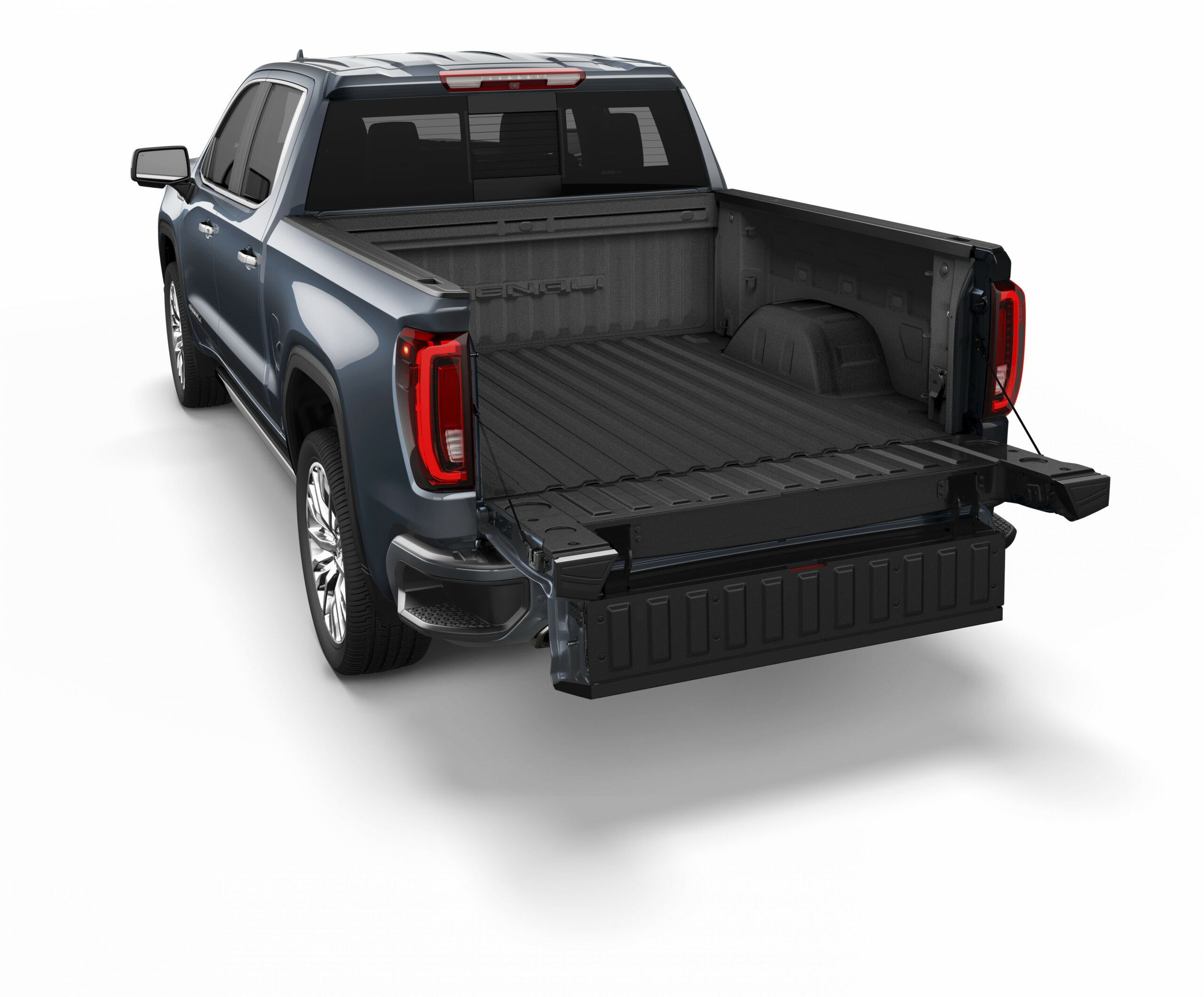 GMC Pressroom - Middle East - Images - gmc denali tailgate 2020