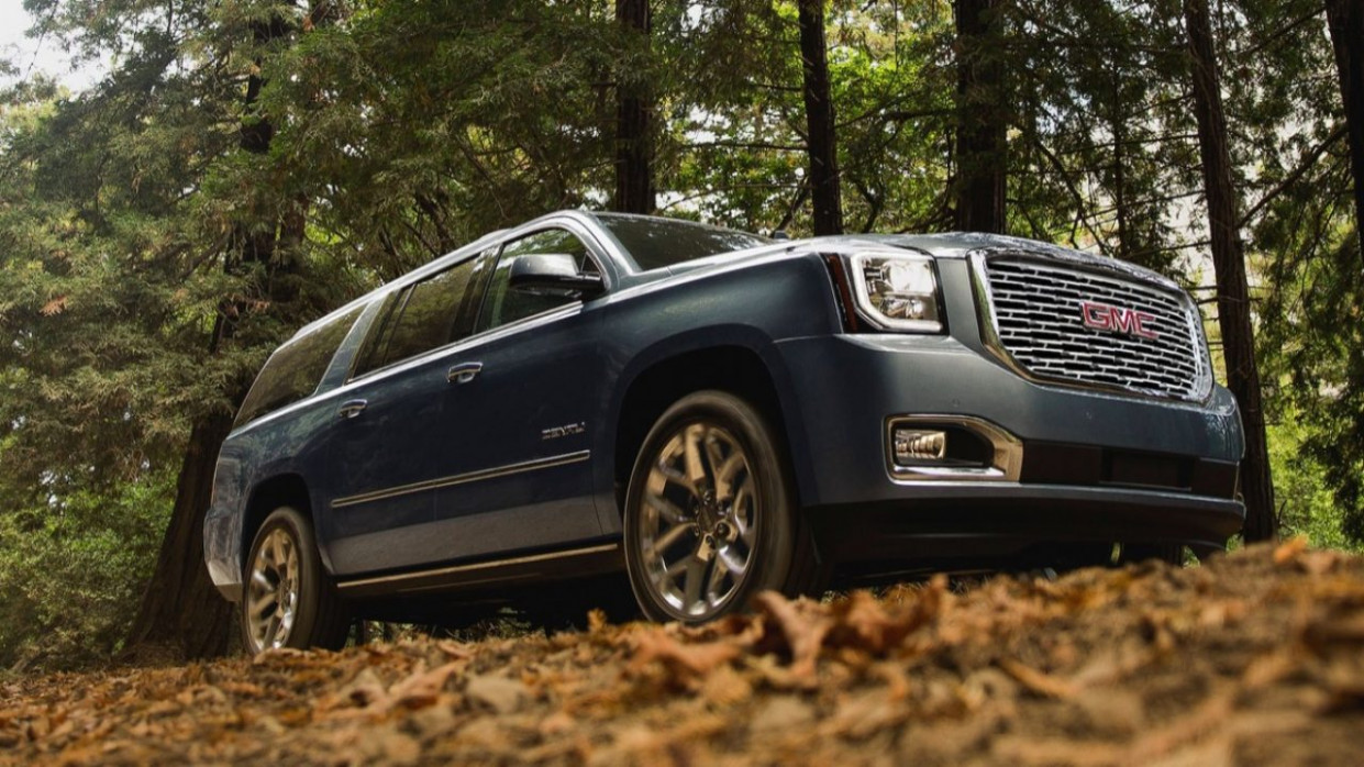 GMC Yukon Discount Drops Price By $8,8 May 8 | GM Authority - gmc offers july 2020