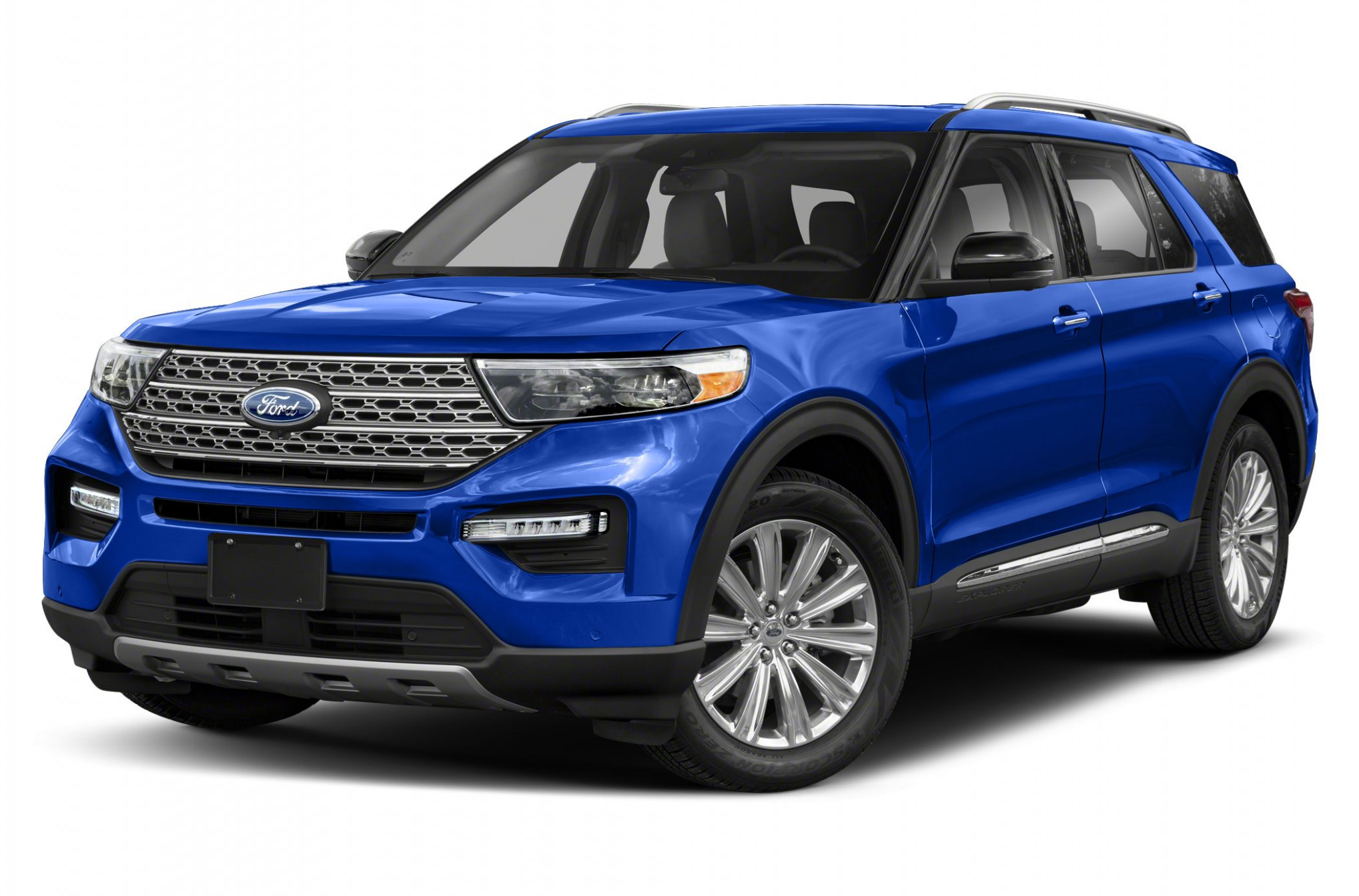 Great Deals on a new 7 Ford Explorer Limited 7dr 7x7 at The ..