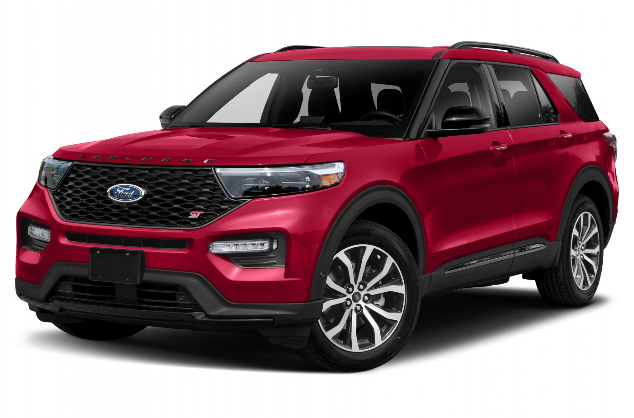 Great Deals on a new 7 Ford Explorer ST 7dr 7x7 at The Autoblog ..