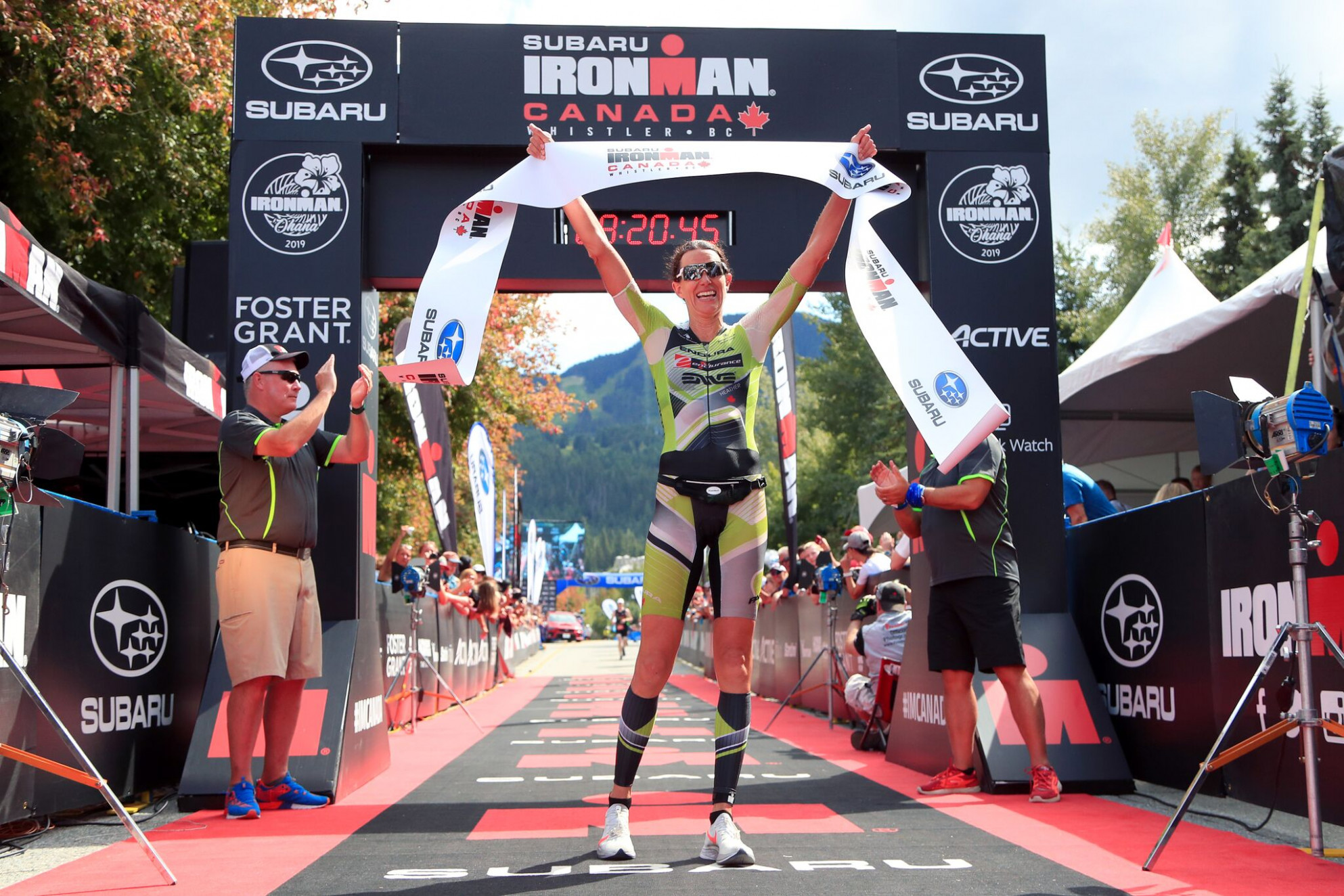 Heather Wurtele claims victory at 8 IRONMAN CANADA - AsiaTRI ..
