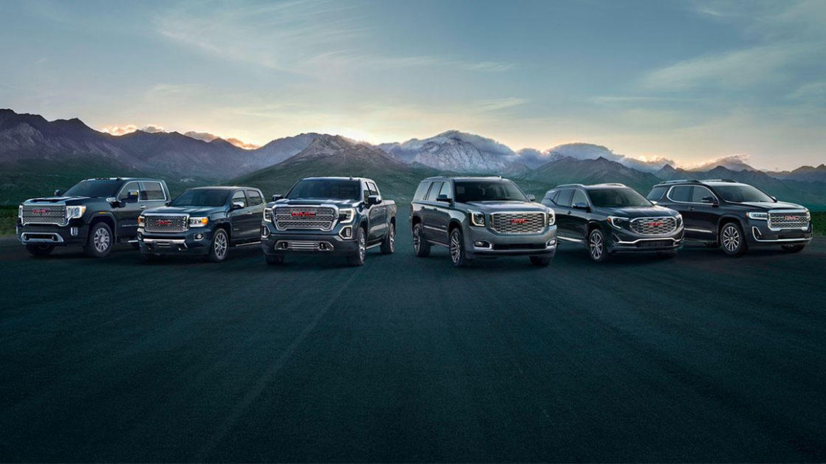 Here are all the changes coming to GMC for the 6 model year ..