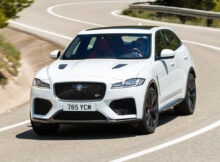 Here Is What the 6 Jaguar F-Pace SVR All About! A Supercharged ...