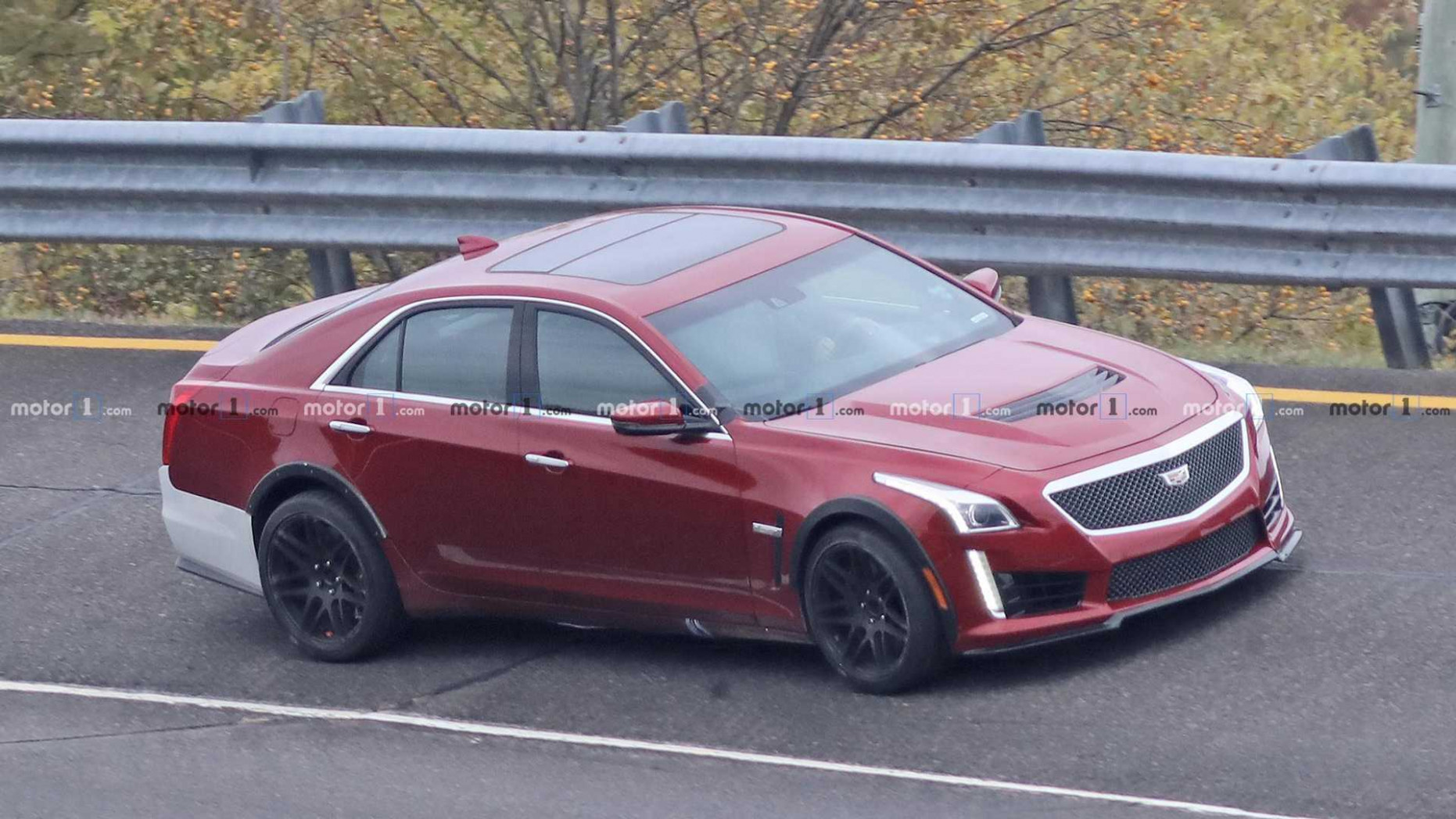 High-Performance Cadillac CT8-V Might Be Coming