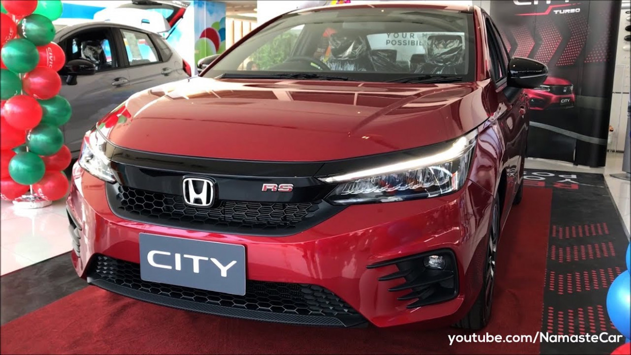Honda City RS 6- ₹6 lakh | India Exclusive | Real-life review