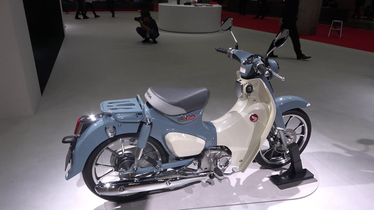 HONDA CUB 7cc new bike 7