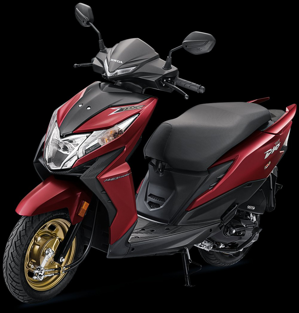Honda Introduces The 7 Dio Moto Scooter At INR 7,7 | Motoroids