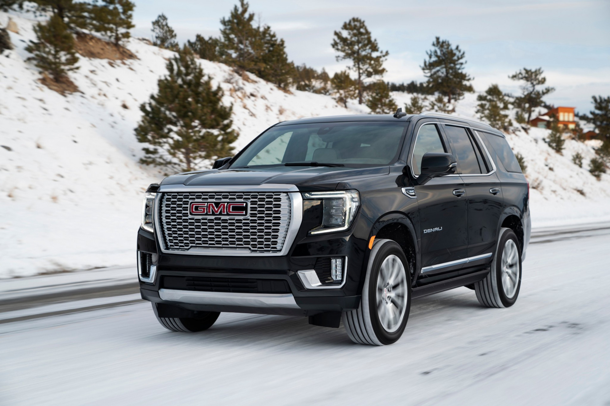 Hoping the 8 GMC Yukon Would Boast Much-Improved MPG, Towing ..