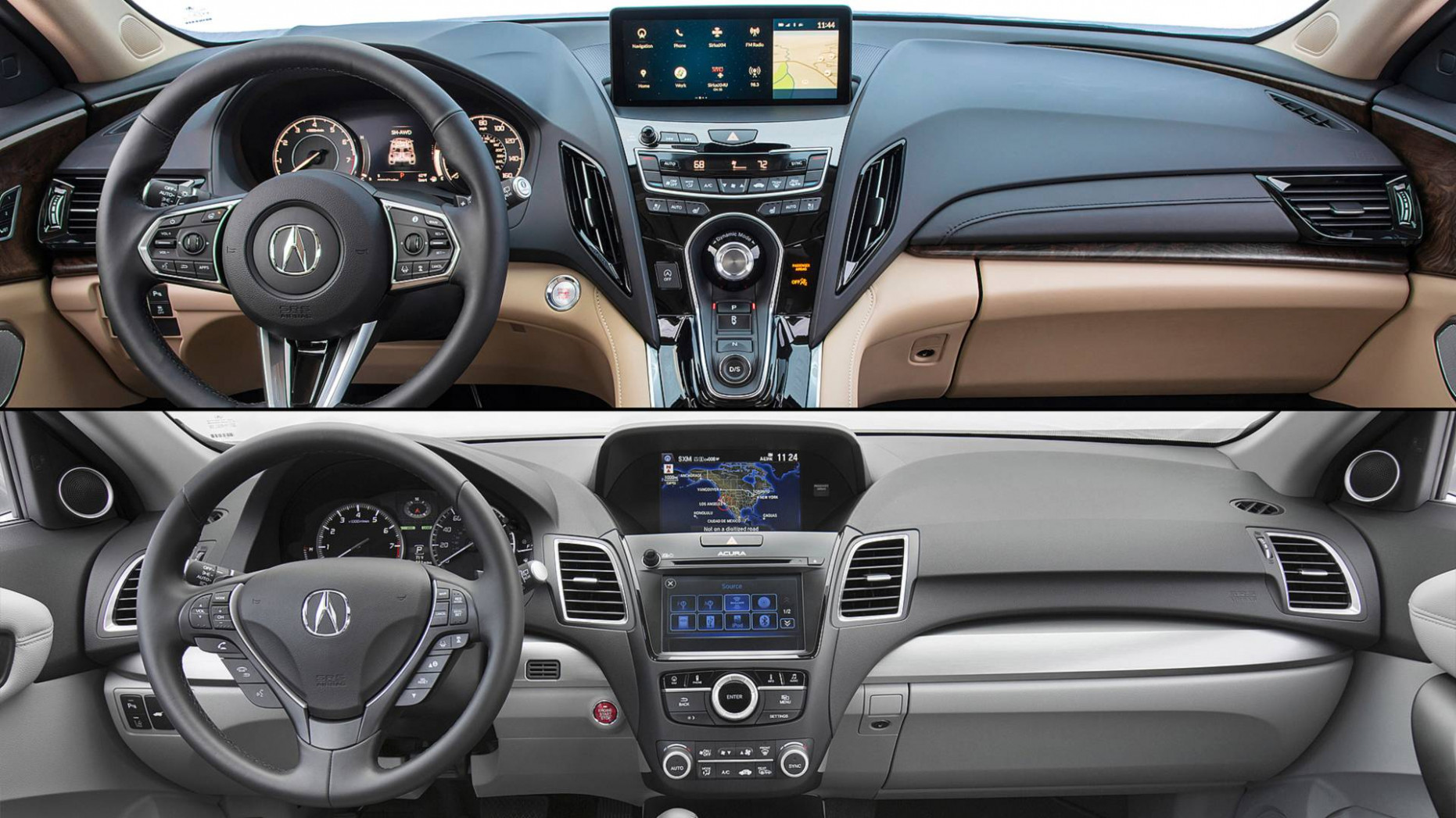 How Acura Infotainment Went From Worst To First - acura navigation update 2020
